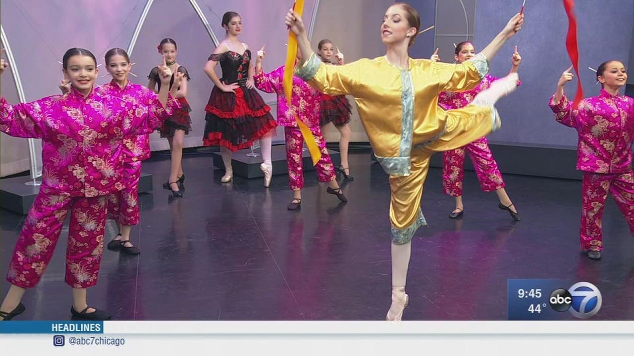 Fox Valley Ballet presents ?The Nutcracker?