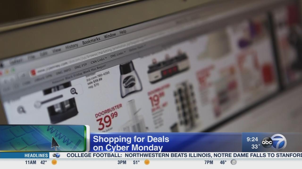 Big savings for Cyber Monday