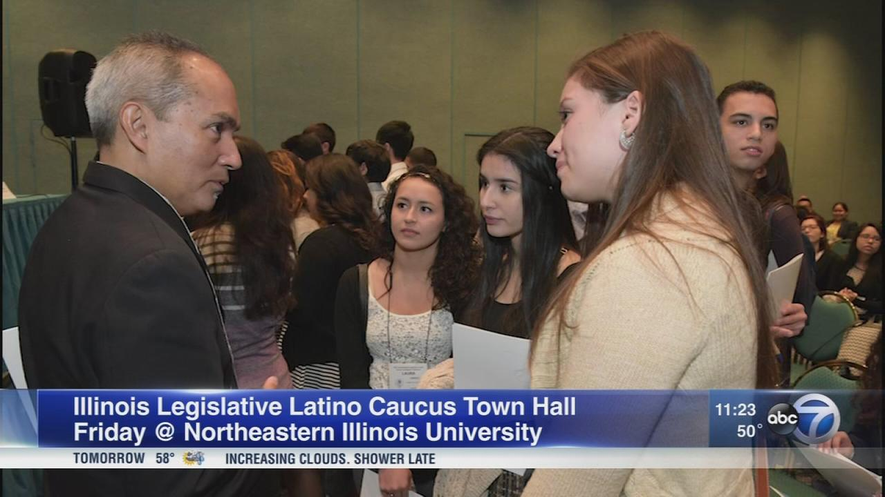 Illinois Legislative Latino Caucus gears up for annual town hall