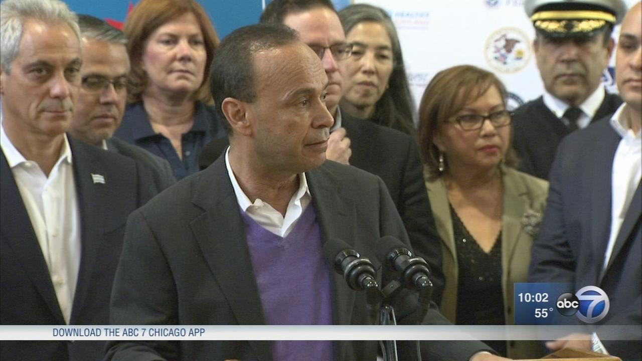 Rep. Luis Gutierrez will not seek reelection, sources say
