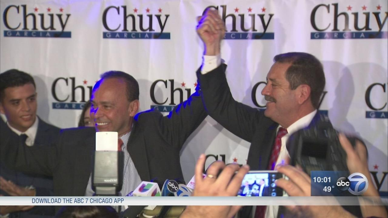 Rep. Luis Gutierrez not running for re-election, endorses Chuy Garcia
