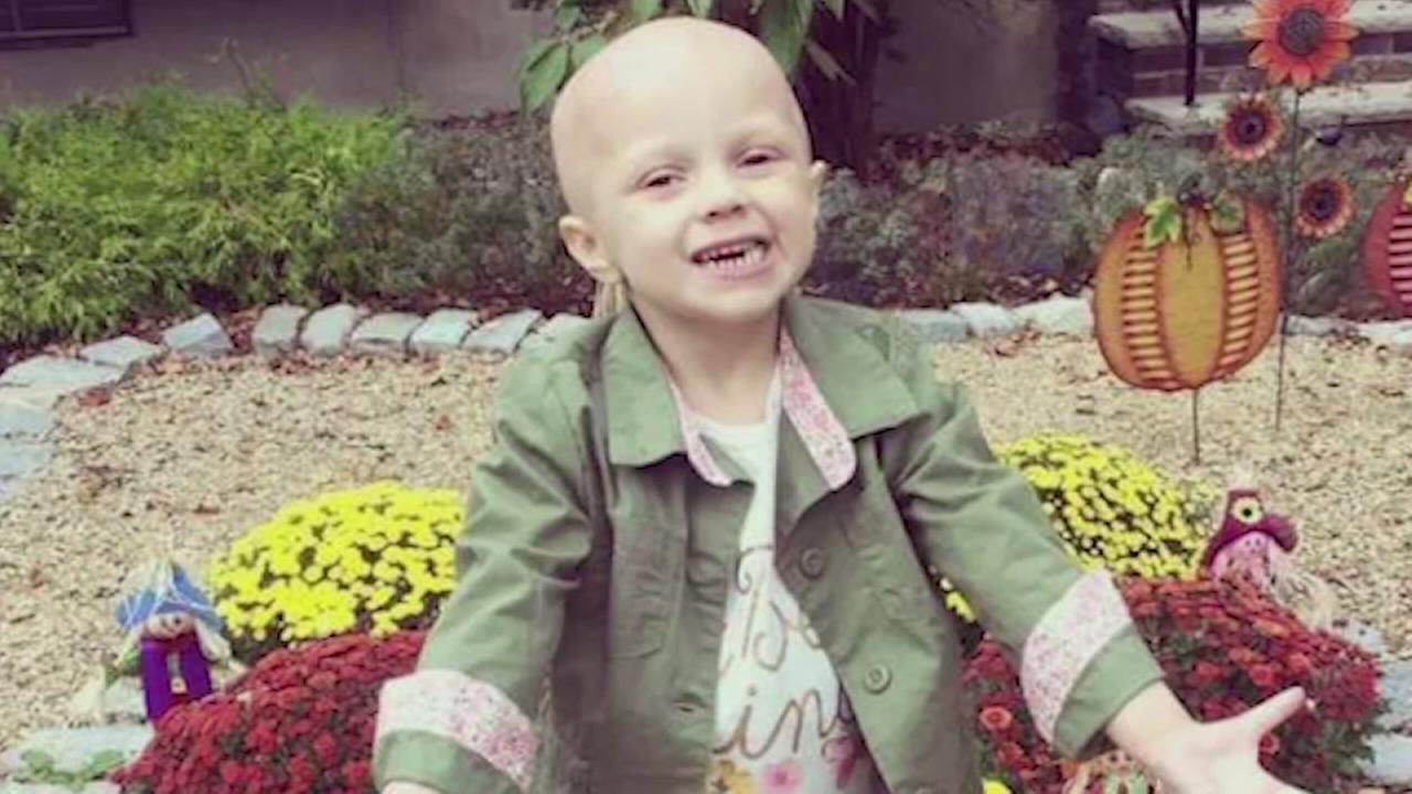 4-year-old girl battling cancer asks for holiday cards