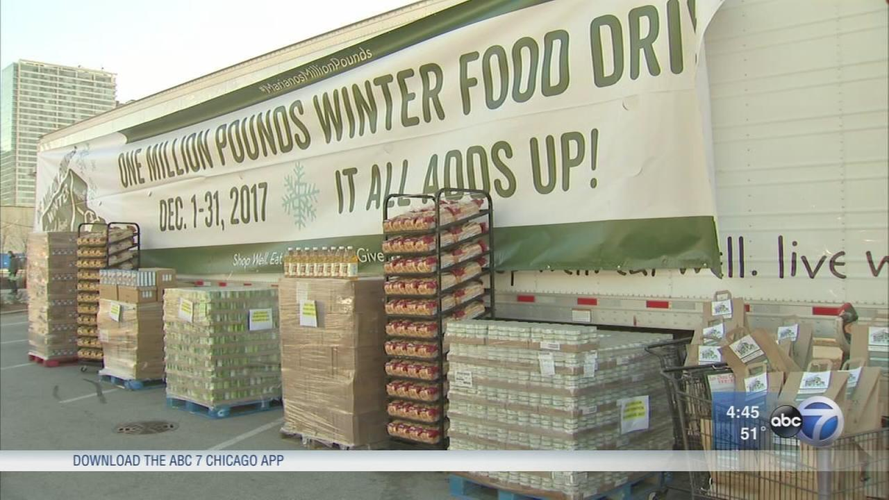 One Million Pound food donation aims to help local food banks
