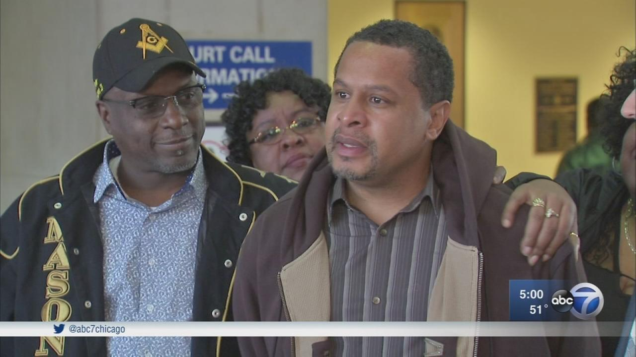 Rape, murder charges dropped against 2 exonerated Chicago men