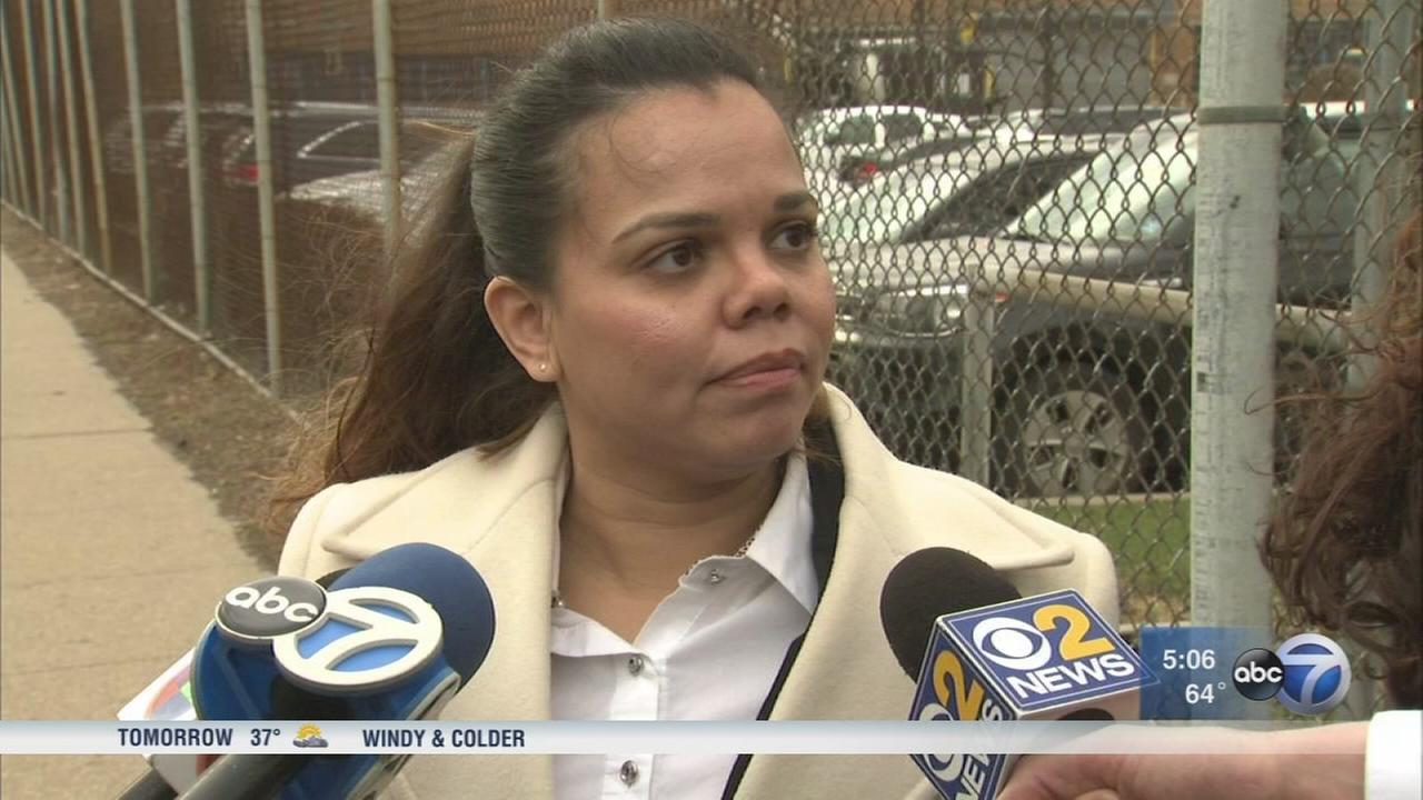 Fired Cook Co. deputy returns to work