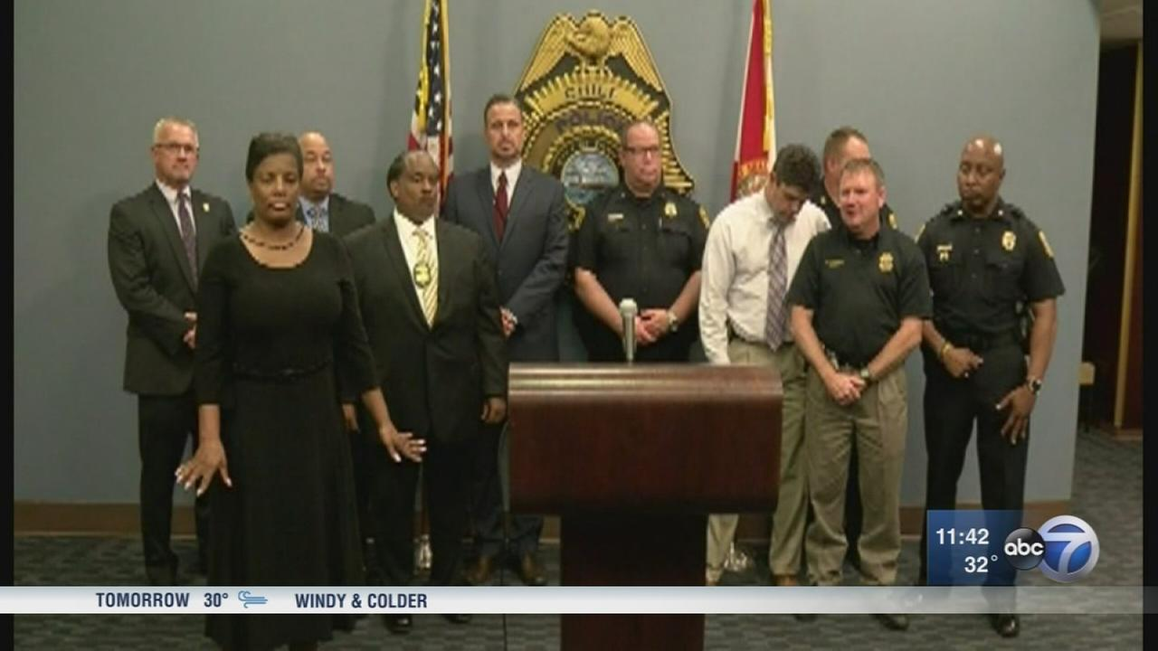 Sign language interpreter delivered gibberish in Florida