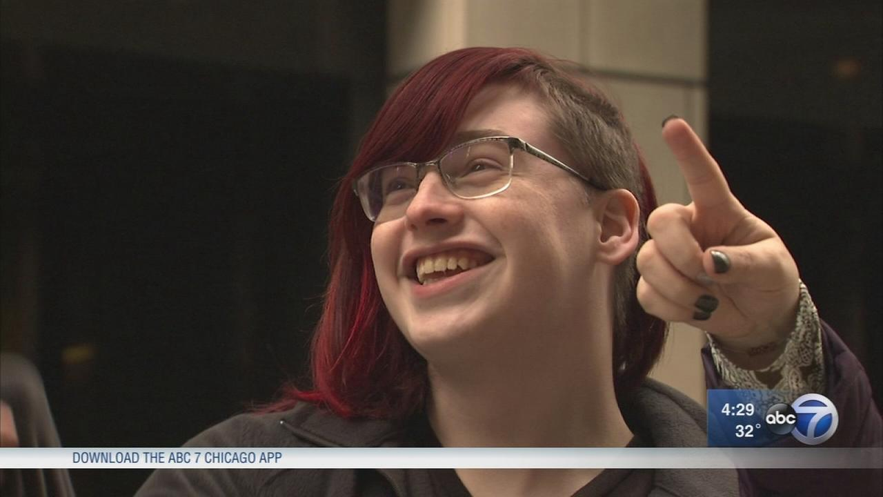 Transgender student files lawsuit against Palatine school over locker room access