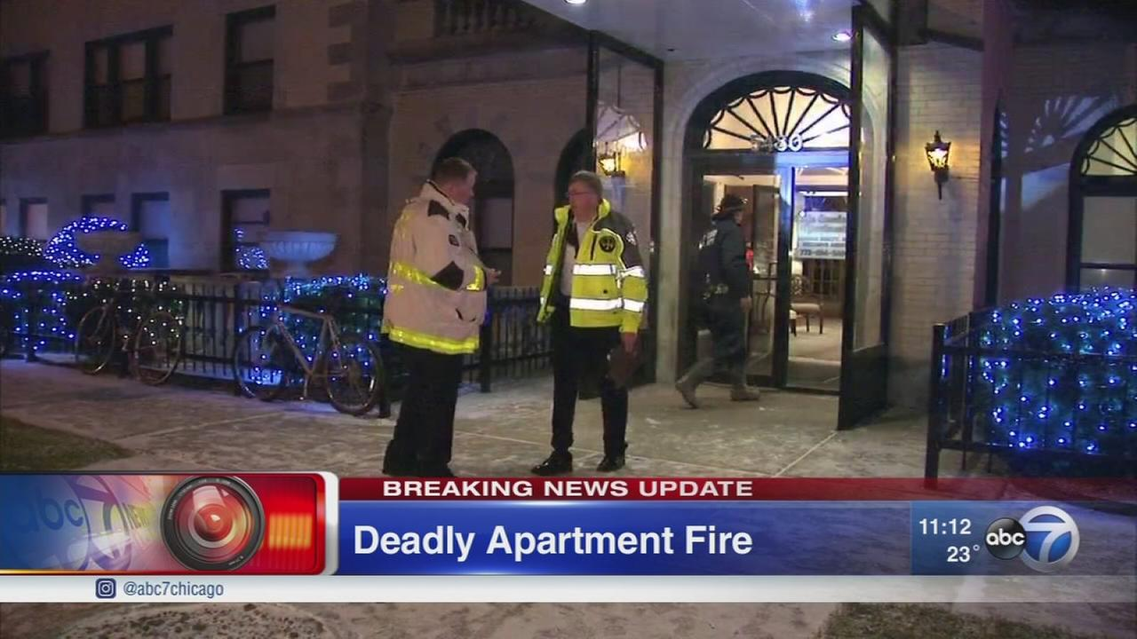 Womans body found after East Hyde Park fire