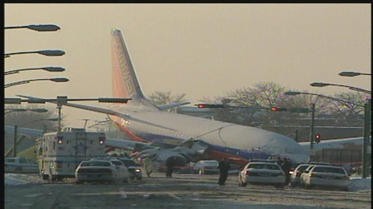 Anniversary of Southwest Flight 1248 crash at Midway