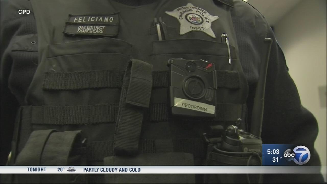 All CPD officers now equipped with body cams