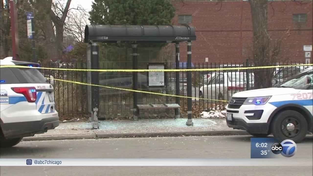 CPS student shot and killed outside West Side school