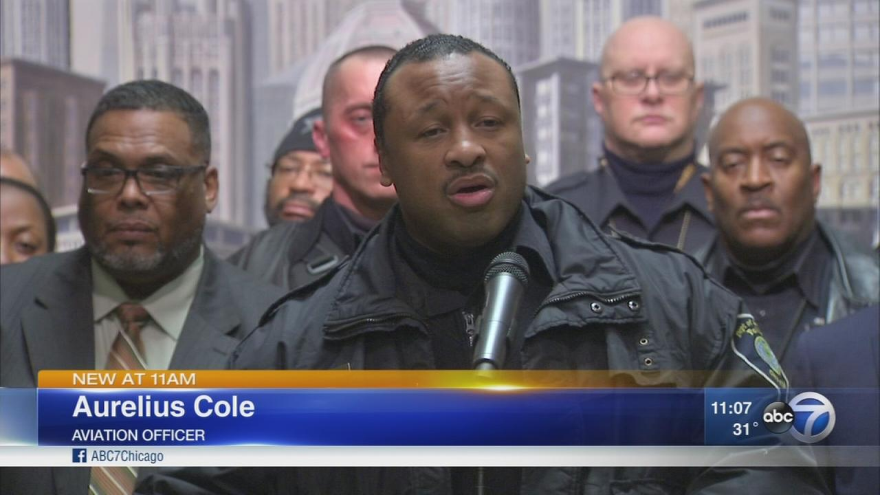 Group seeks to restore power of Chicago aviation officers
