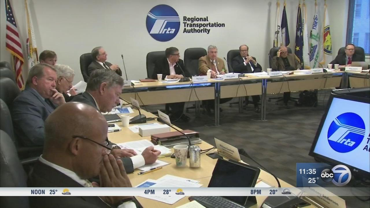 RTA approves fare hikes for CTA, Metra, PACE