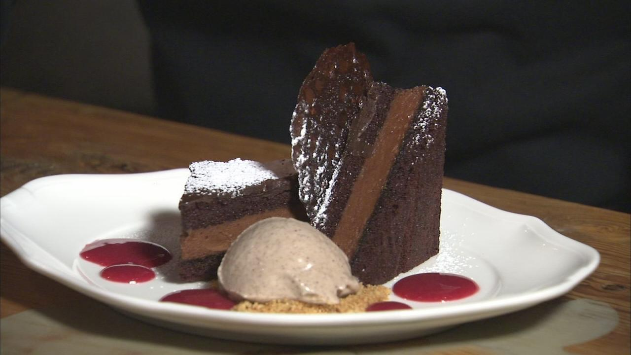 Extra Course: Black forest cake at Bohemian House