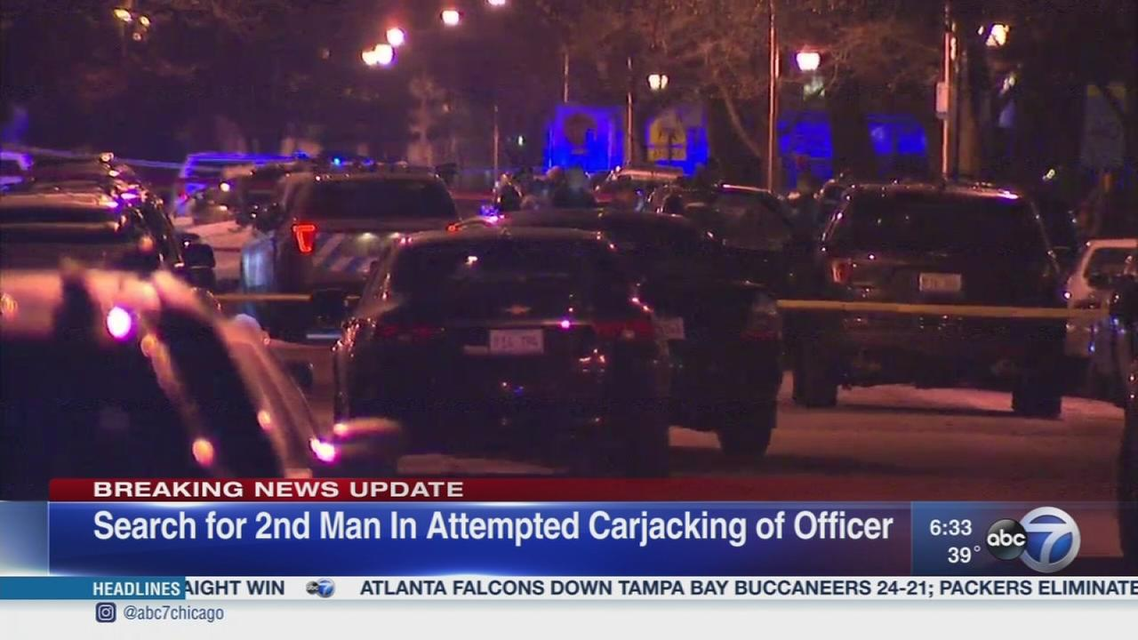 Would-be carjacker shot by off-duty CPD officer