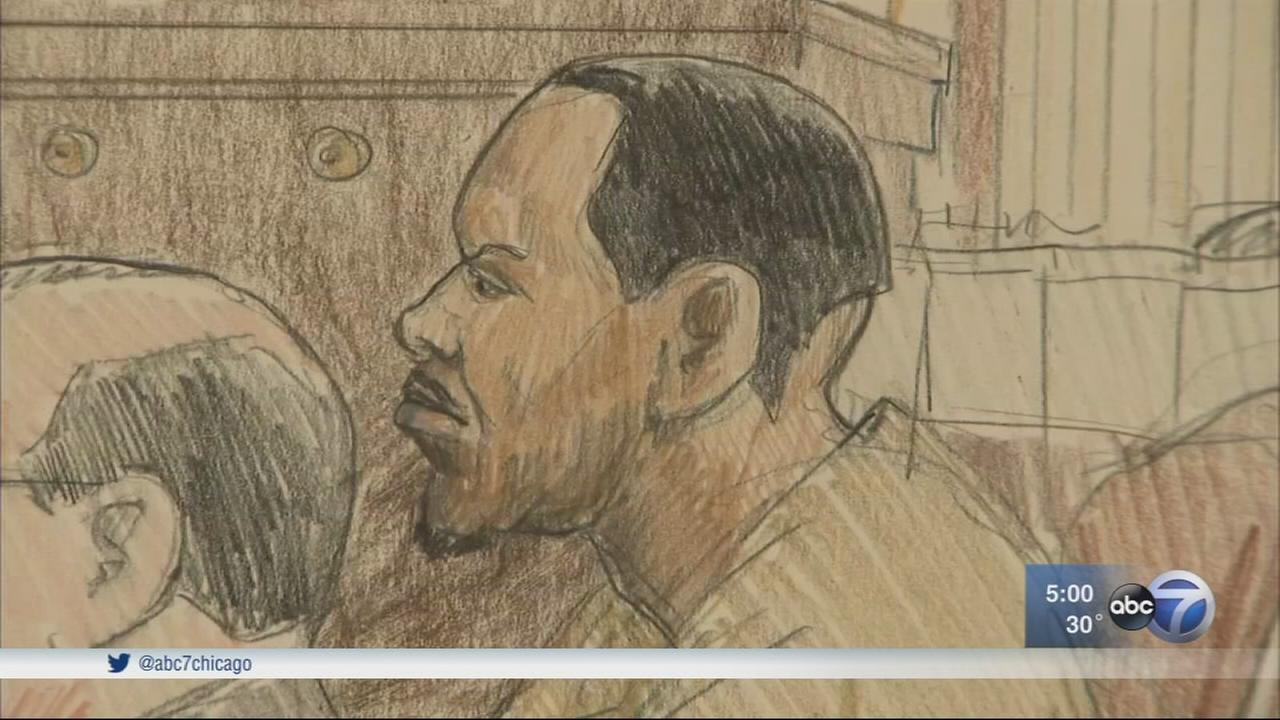 Re-sentencing hearing held for man convicted in Blair Holt murder