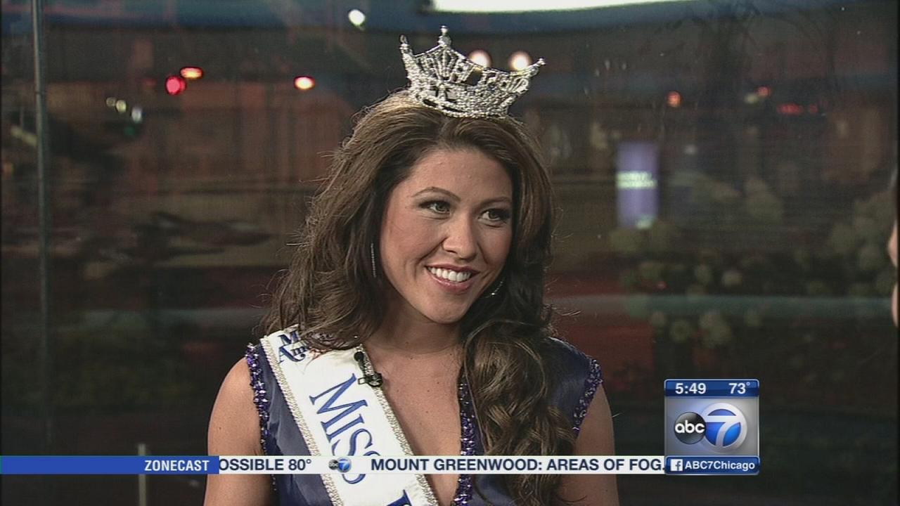 Miss Illinois 2014 advocates for fine arts education in schools