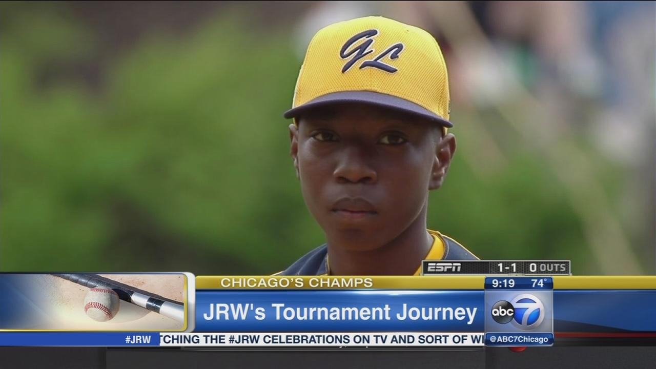 JRW tournament wrap-up