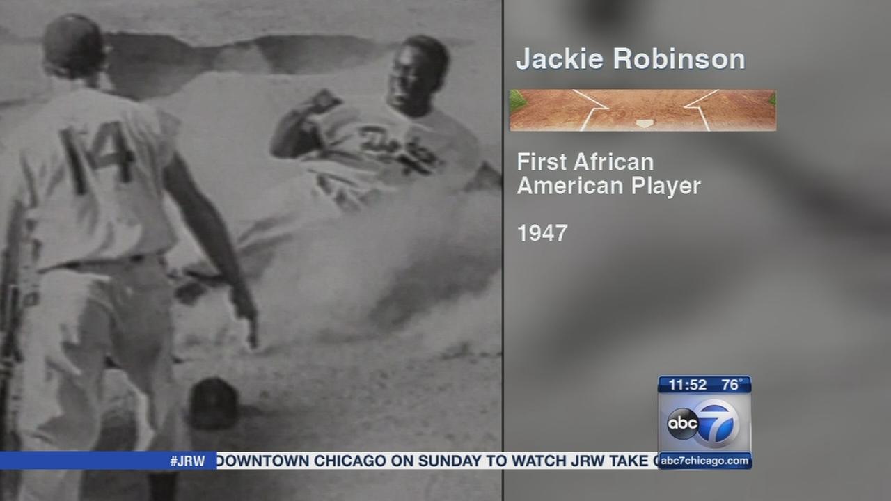 Hawk Harrelson on Jackie Robinson legacy
