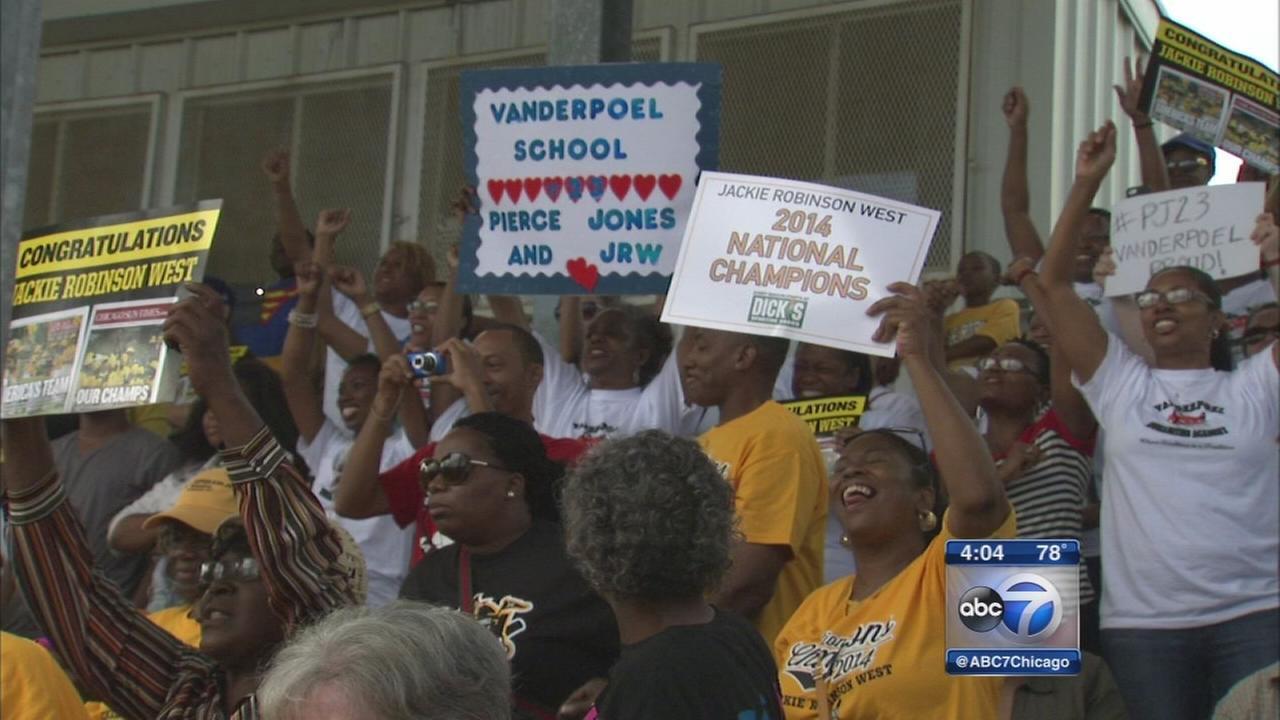 Community rallies in Washington Heights