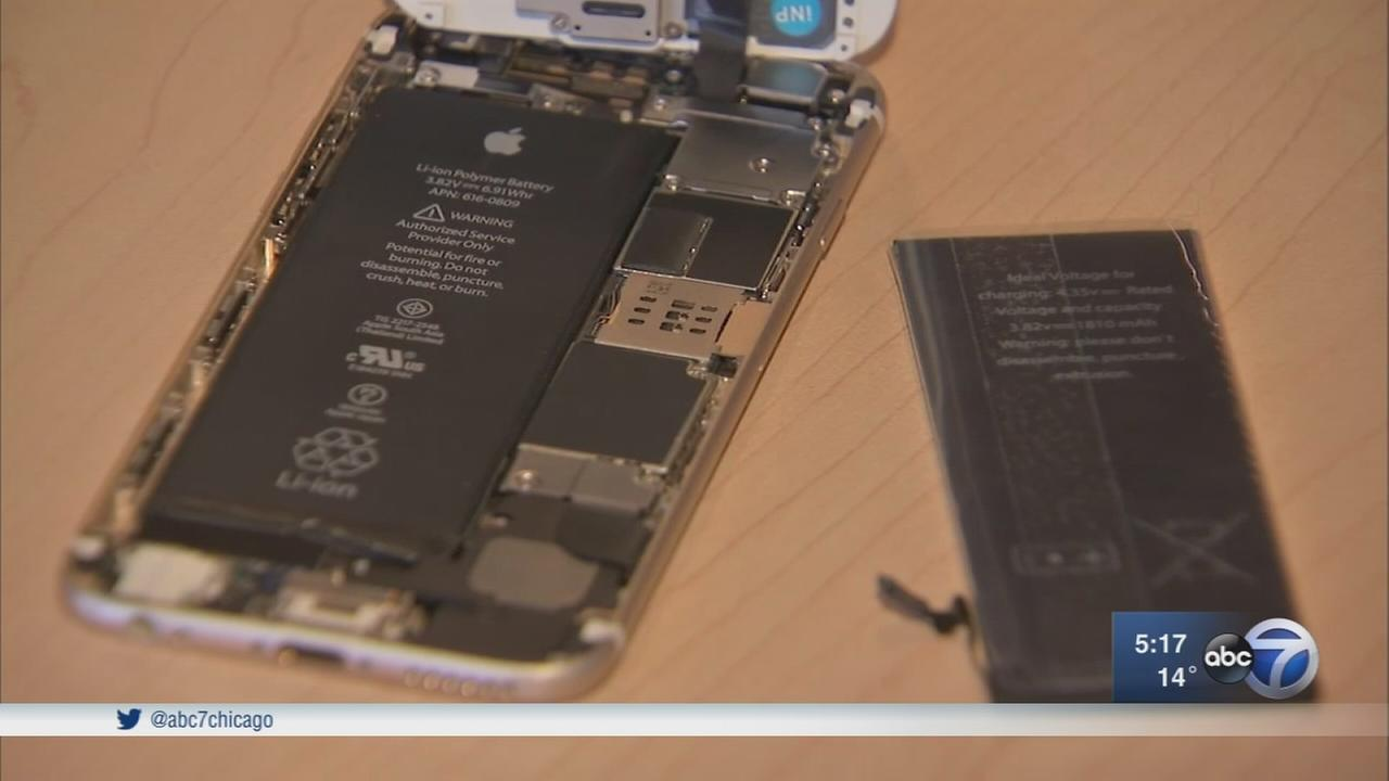 iPhone customers racing to replace batteries after Apple apology