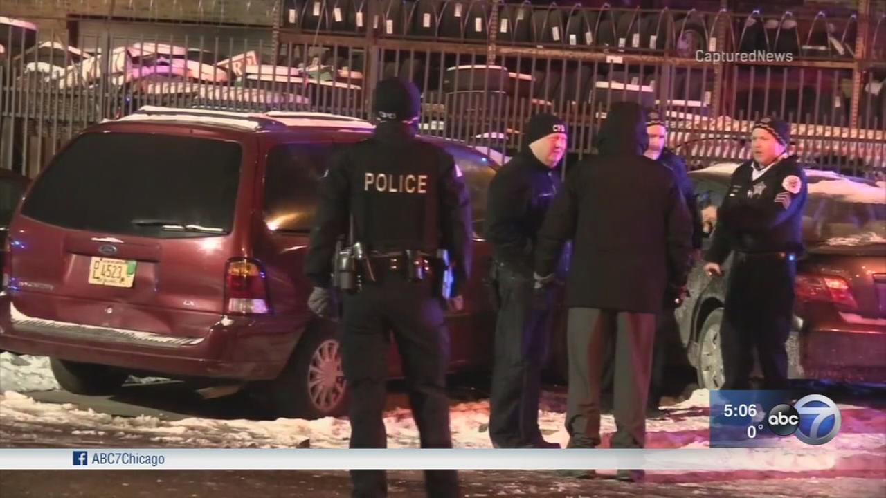 Police: 650 murdered in Chicago in 2017, down 15 percent from previous year