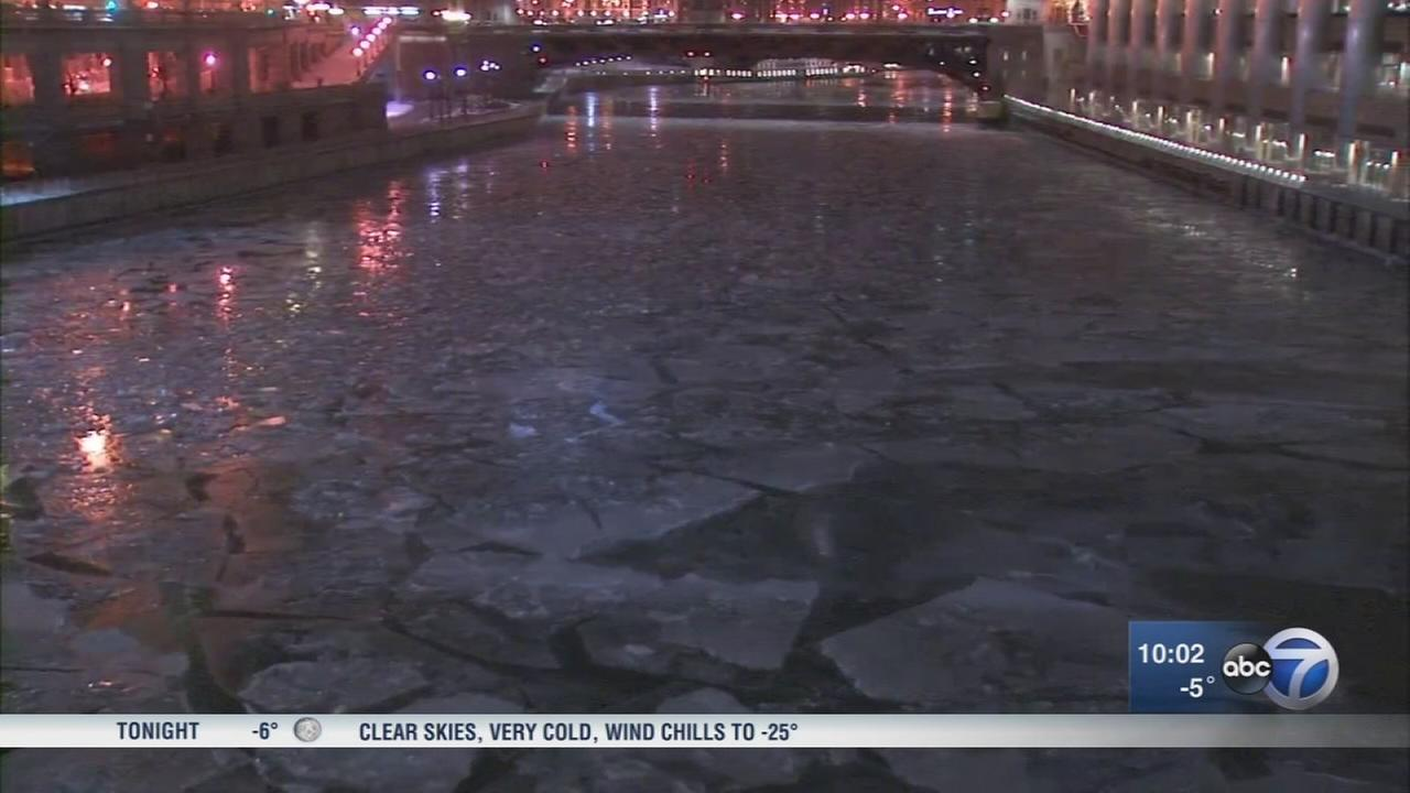 Chicago Weather: Wind Chill Advisories in effect as New Year gets off to frigid start