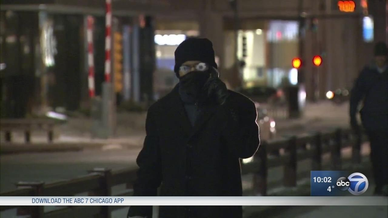 Bitter cold; wind chills between -20, -30 test the most winter-wise