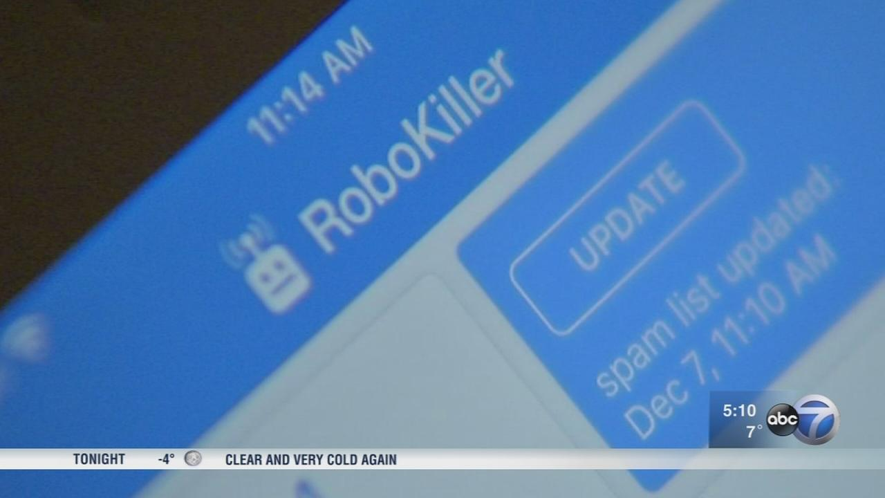 Apps can help battle robo-calls and telemarketers