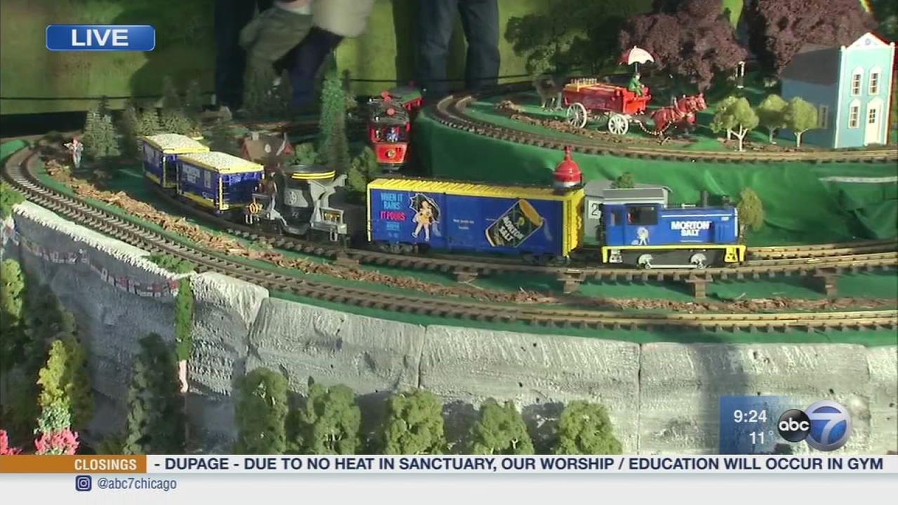 The Morton Arboretums Enchanted Railroad