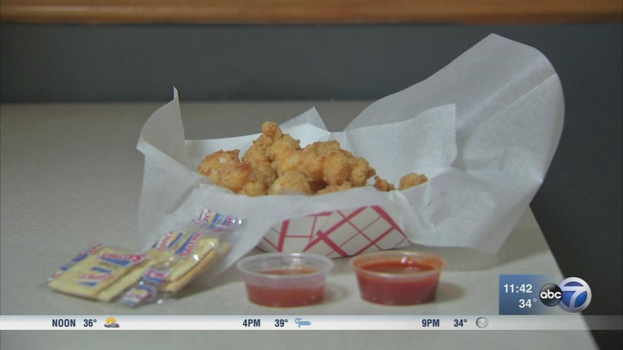 Hungry Hound: Haires Gulf Shrimp