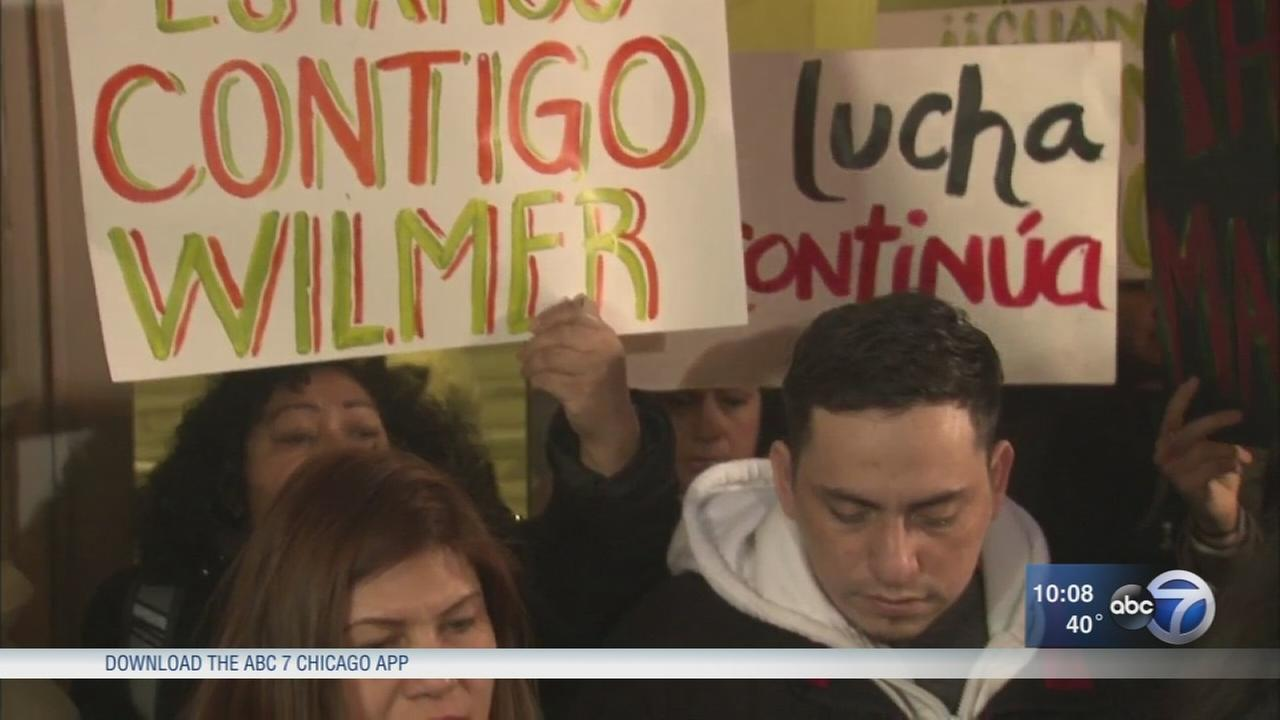Chicago man wrongly accused of being gang member freed after months in ICE custody