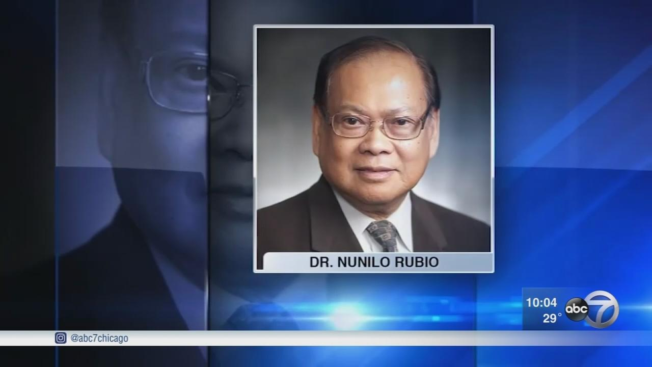 Wife of doctor killed in Philippines also seriously injured in crash