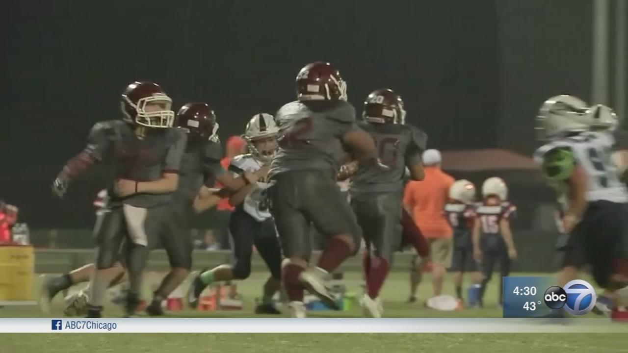 Proposed Illinois law would ban kids under 12 from playing tackle football