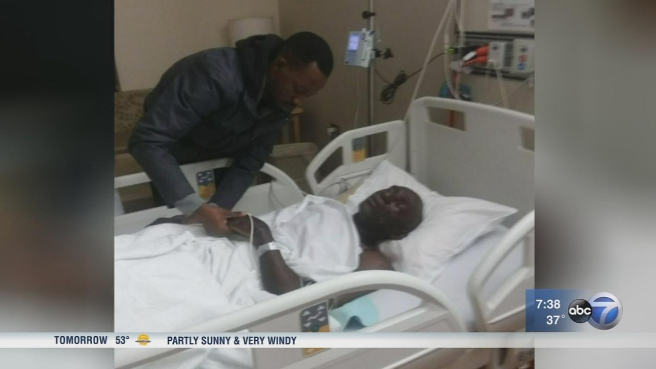 Family claims elderly man beaten, restrained on Emirates flight to Chicago