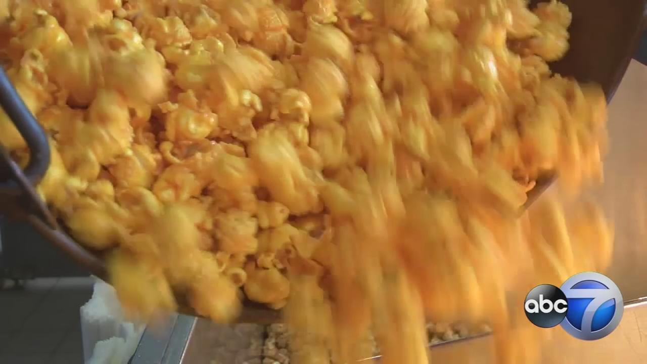 Behind the scenes with Garrett Popcorn Shops