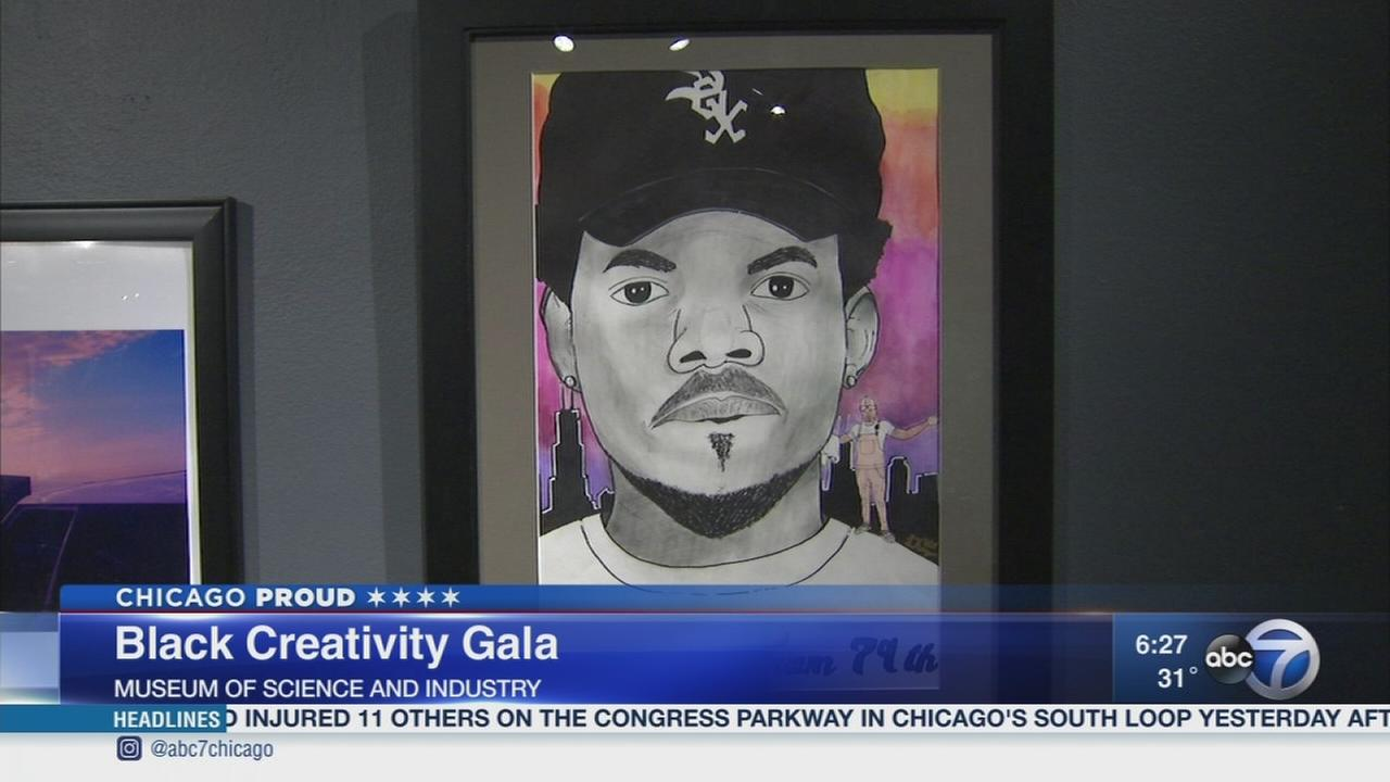 Black Creativity Gala held in Chicago