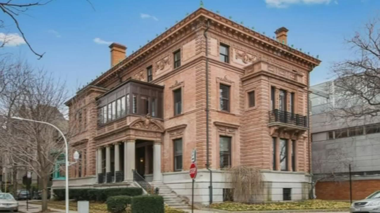 Chicagos Wrigley Mansion sells for $4.65M