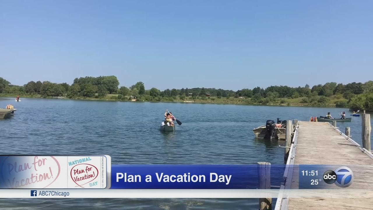Sick of Winter? Plan a vacation