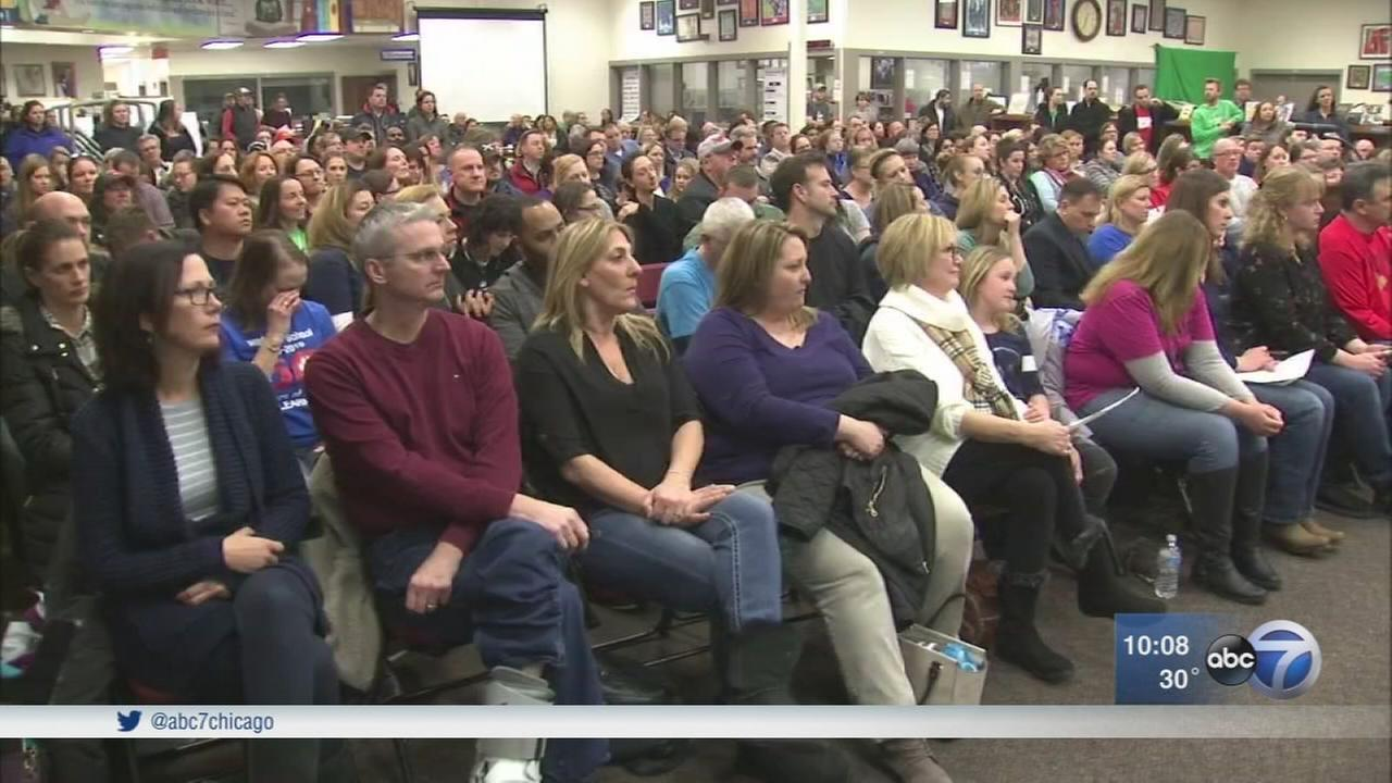 Parents concerned about controversial St. Charles school plan