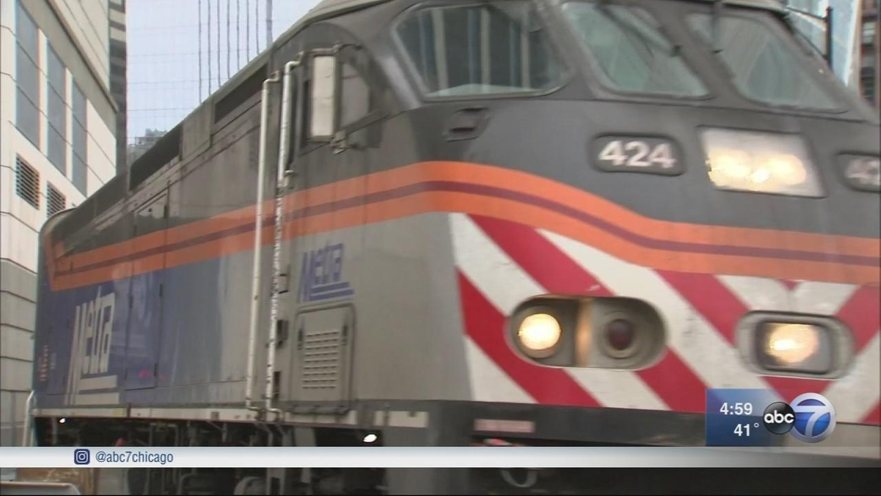 Metra fare increases take effect Thursday