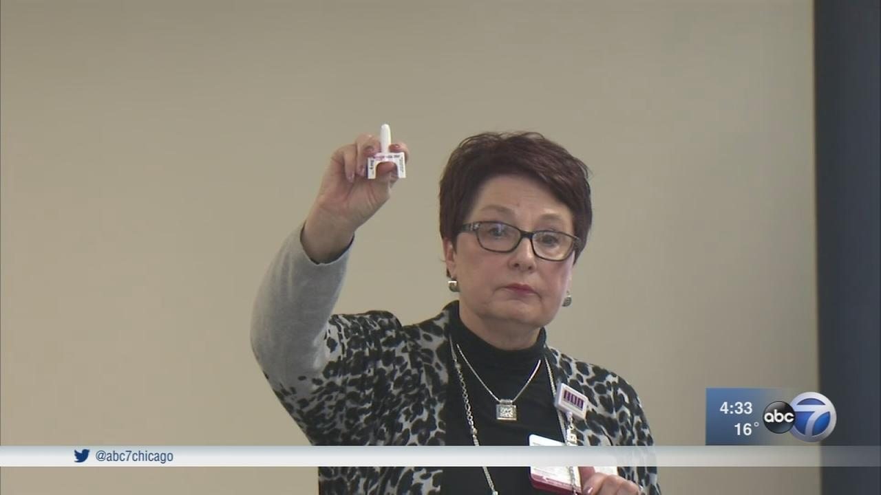 More than 1,900 officers to be trained to use Narcan