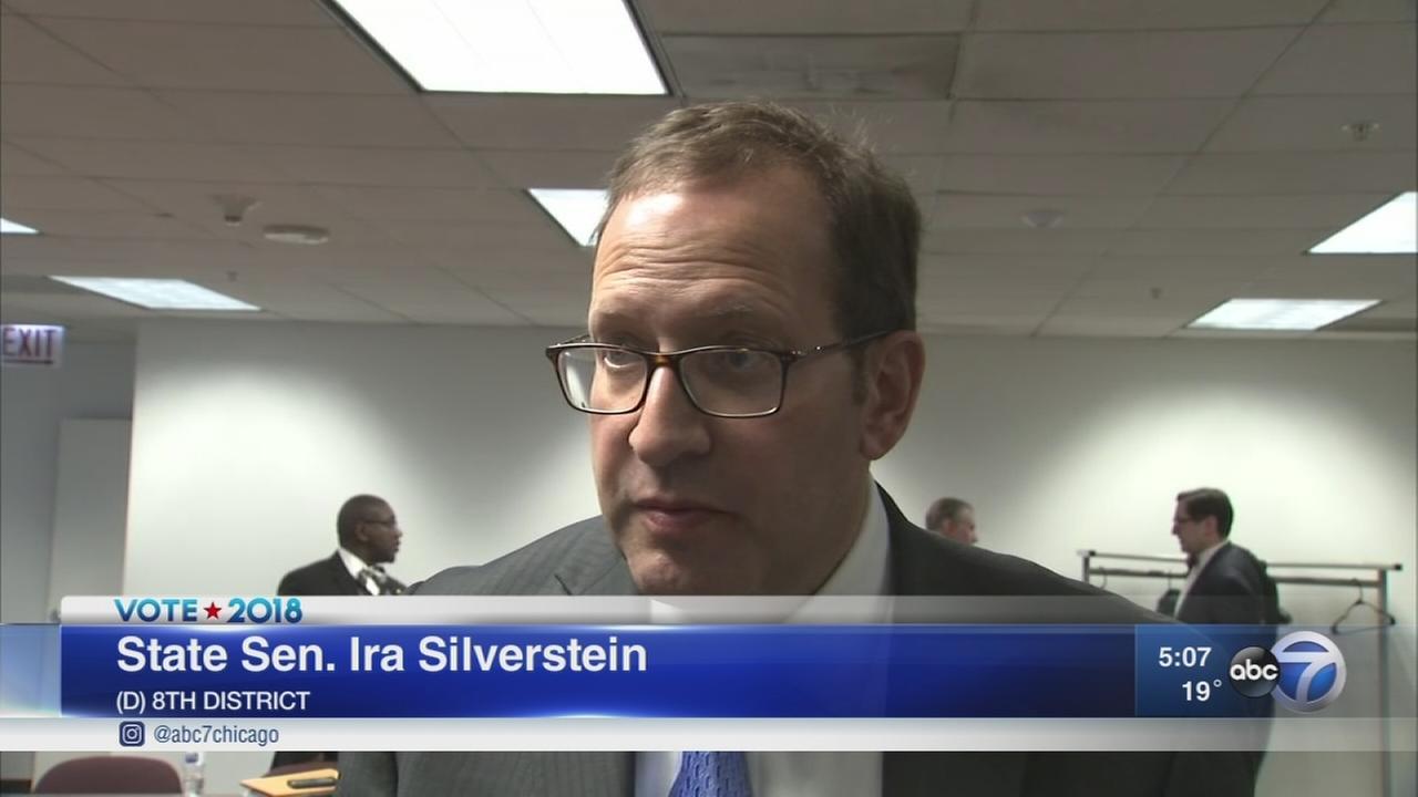 State Sen. Silverstein to remain on primary ballot