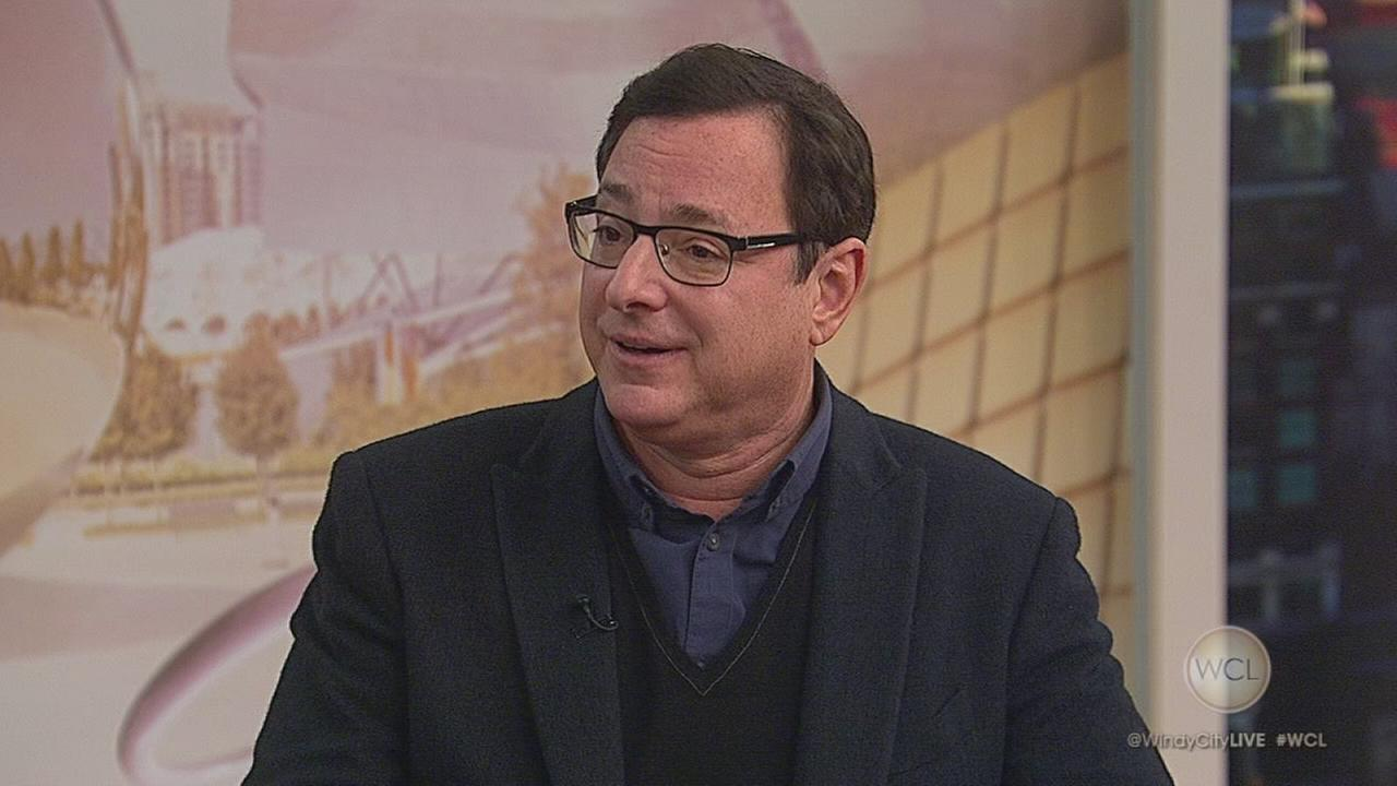 Bob Saget brings tour to Chicago, suburbs