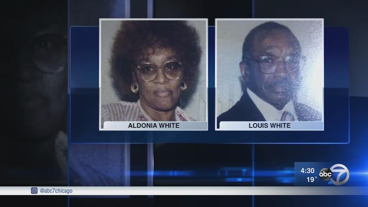 Elderly couple killed in suspicious West Side fire