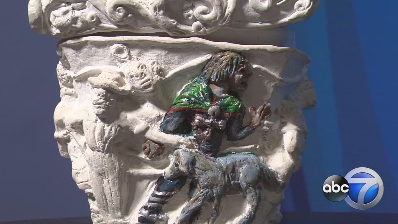 Chicago Treasure Hunter Retraces steps