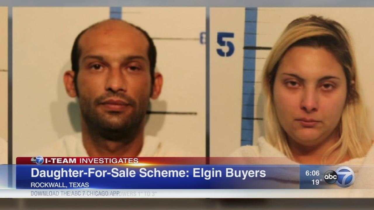 Elgin couple tried to buy teenager: Police