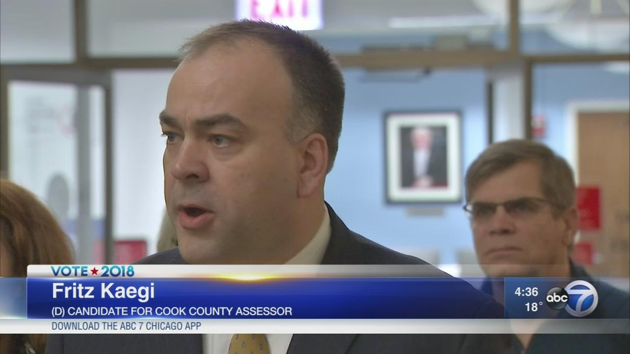 Race for Cook County Assessor heats up