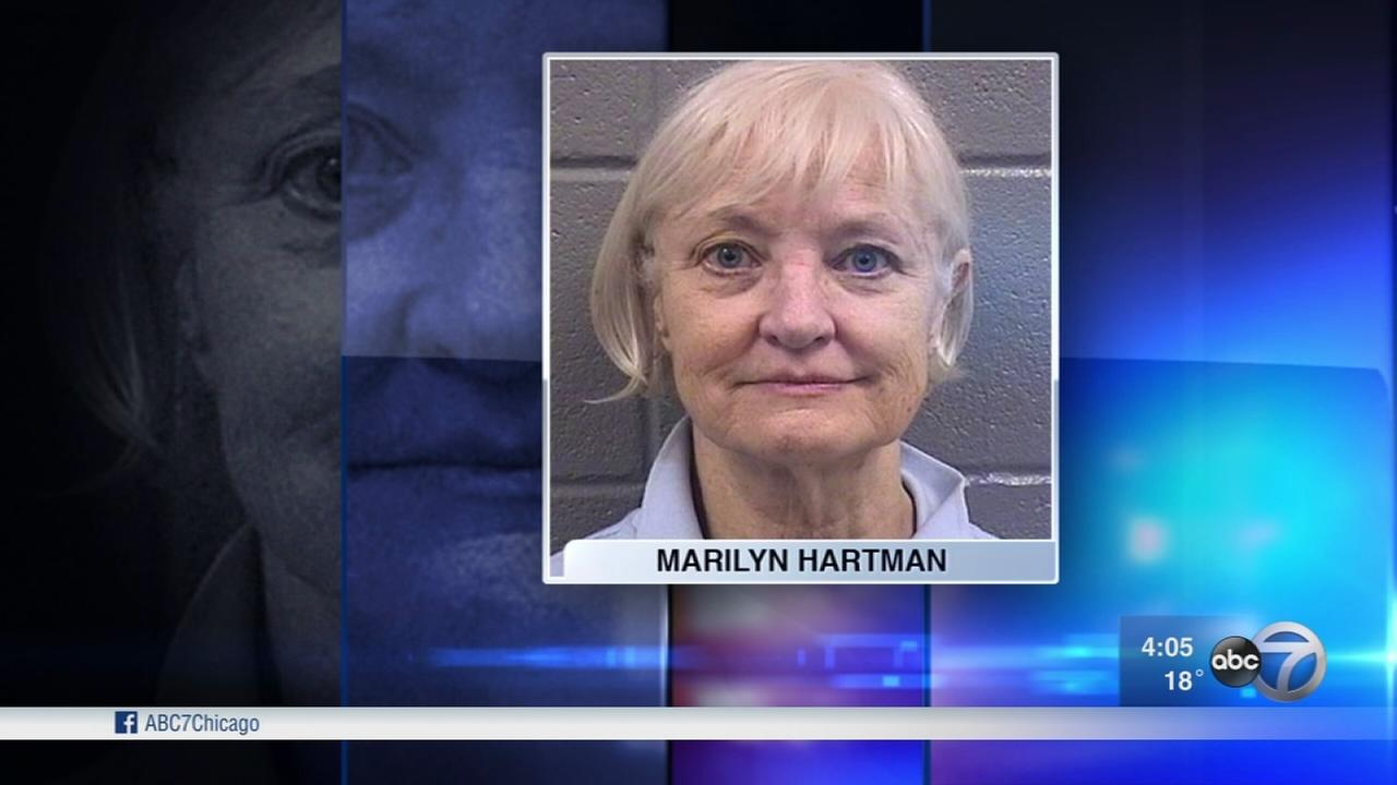 Serial stowaway Marilyn Hartman indicted on theft charge