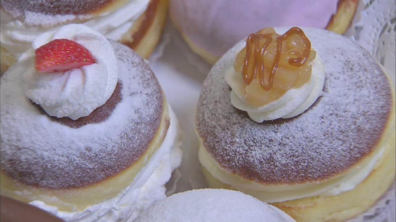 Oak Mill Bakery fries up delicious paczki